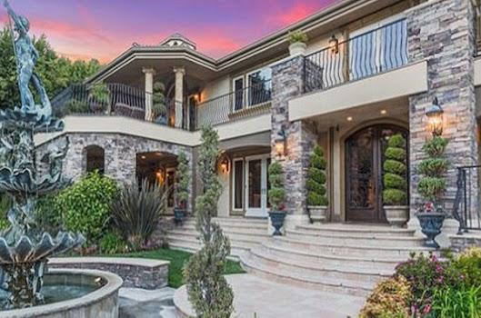 Immobilier la maison de kris jenner est en vente