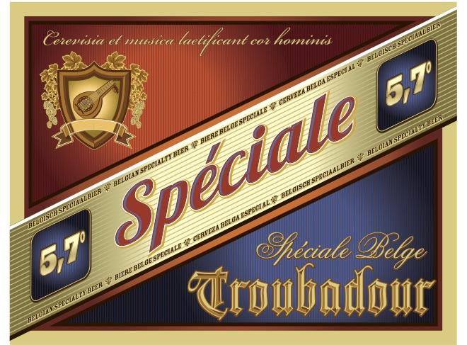 Logo of Troubadour Spéciale