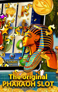Slots Pharaoh's Way Casino Games & Slot Machine 8.0.3 Android Mod APK 2