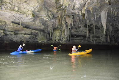 Half-Day Sea Cave Kayaking Adventure at Bor Thor in Krabi