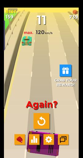 Crashy Road 1.2.9 screenshots 2