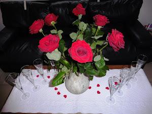 Saint Valentin en chambres d'hôtes à l'Esclériade en Provence