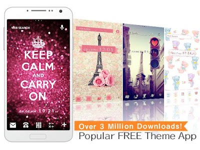 [+]HOME Launcher-cute Themes- v2.4.15.1