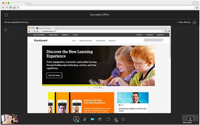 Desktop Sharing chrome extension