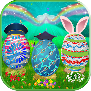 Easter Egg Decoration - Egg Painting Games
