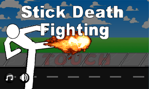 Anger Stick Death Fighting