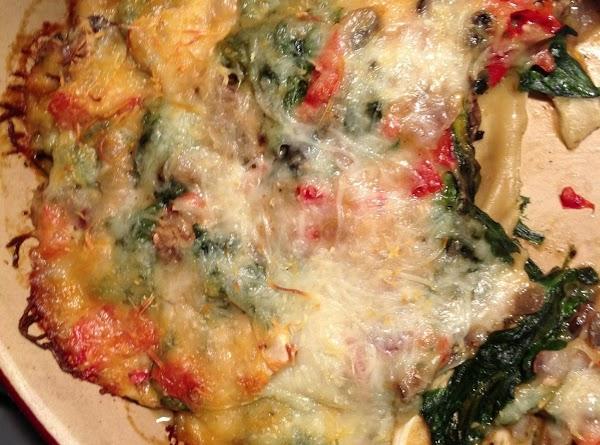 Perogie Mushroom Casserole Recipe