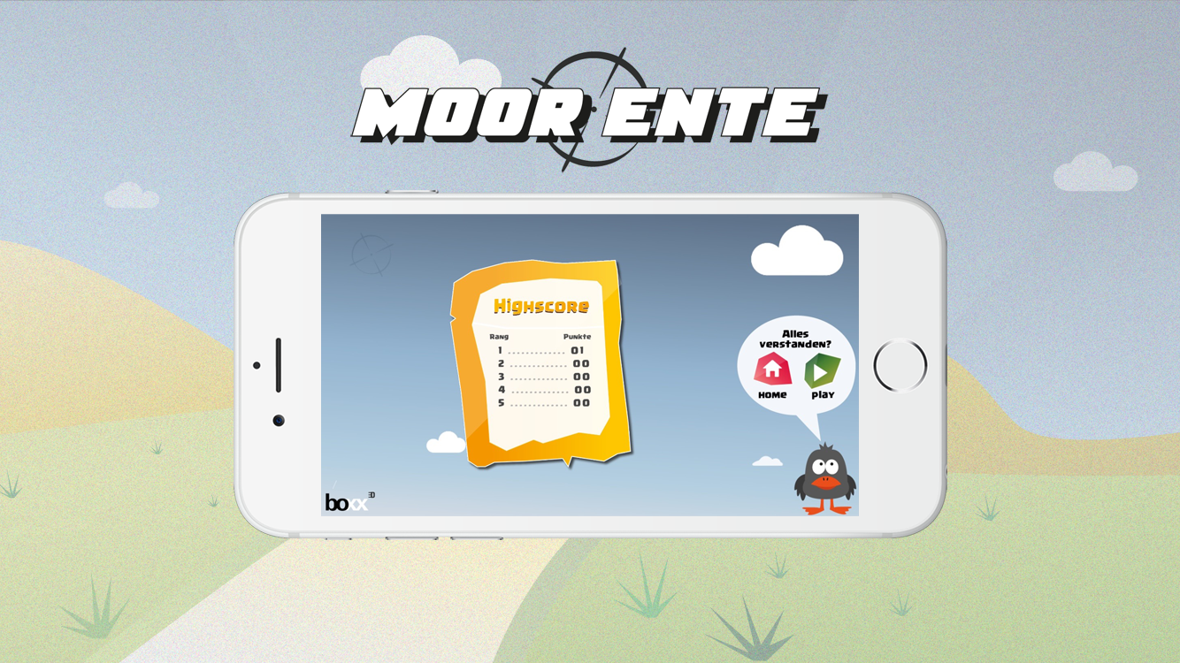 Moorente- screenshot