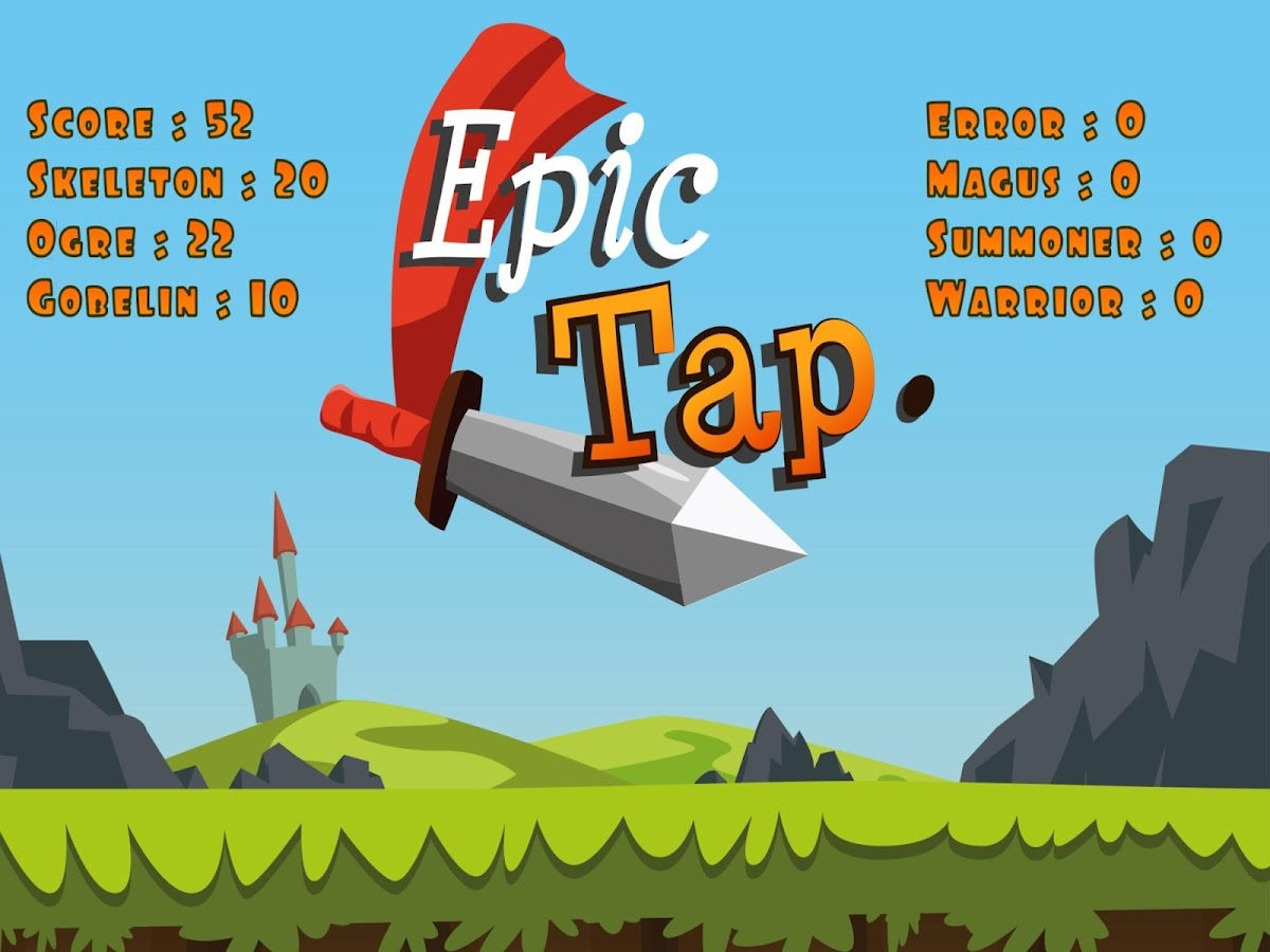 Epic Tap- screenshot