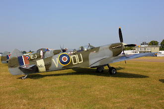 Photo: Supermarine Spitfire T9