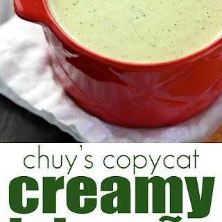 Creamy Jalapeño Dip