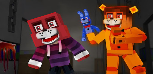 Download free Fnaf skins for Minecraft™