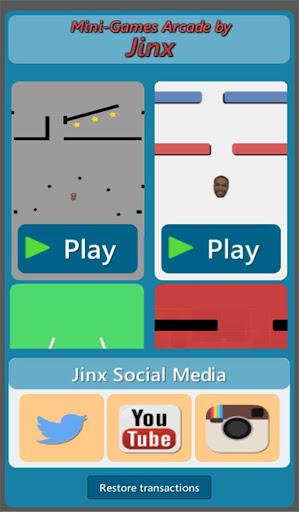 Mini-Games Arcade by Jinx