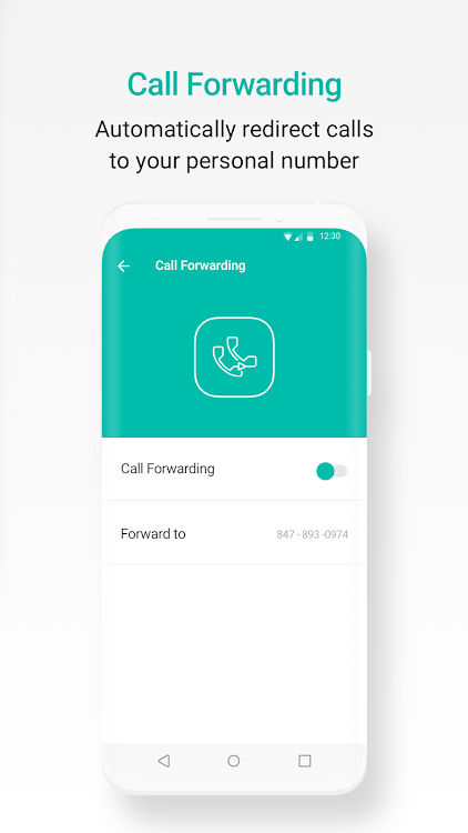 2ndLine - Second Phone Number – (Android تطبيقات) — AppAgg