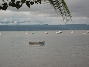 Photo: View of the Golfo Dulce