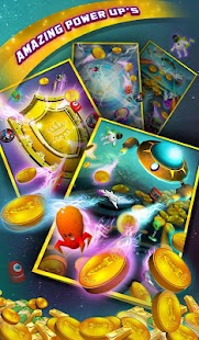 Space Blaze Coin Party Dozer- screenshot thumbnail