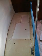 Photo: Pilot Berth Deck -  Reinstalled