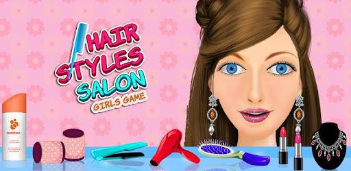 Hair style salon girls games apps on google play solutioingenieria Images