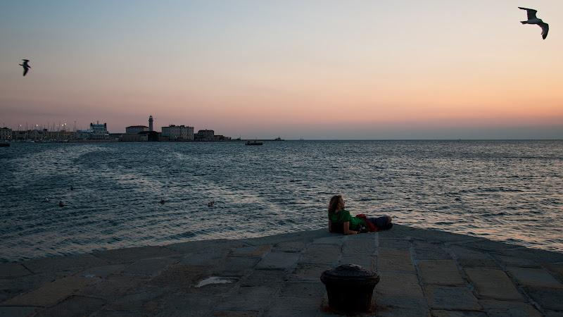 Pensieri al tramonto di emanuela_terzi
