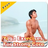 Yoga Exercises For Strong Core