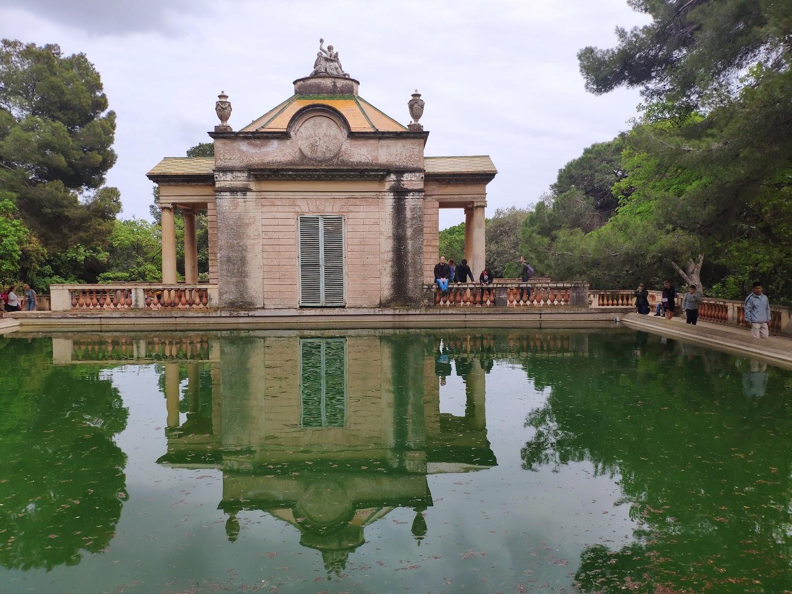 Jardín del Laberinto