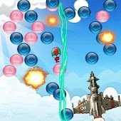 Fighter Bubble Shooter