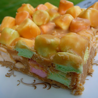 Peanut Butter Marshmallow Squares Recipes