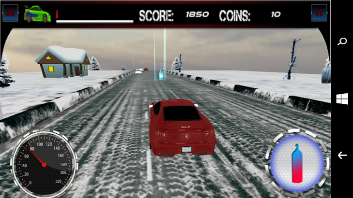 Car Racing Mania- screenshot thumbnail
