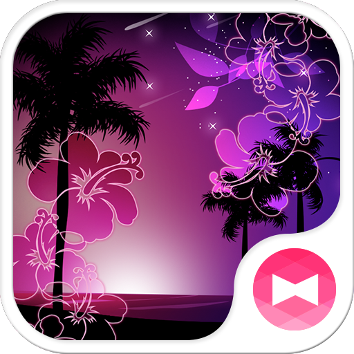 Summer Resort Theme Icon