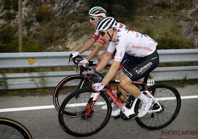 """Spurter die in Scheldeprijs nog Bol in steun had doet het nu goed in Vuelta: """"Heel erg nerveus en hectisch"""""""