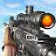 بندقية قناص مطلق النار سترايك النخبة ألعاب الرماية icon