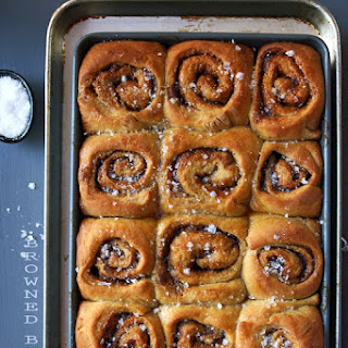 Browned Butter and Salted Maple Sticky Buns Recipe