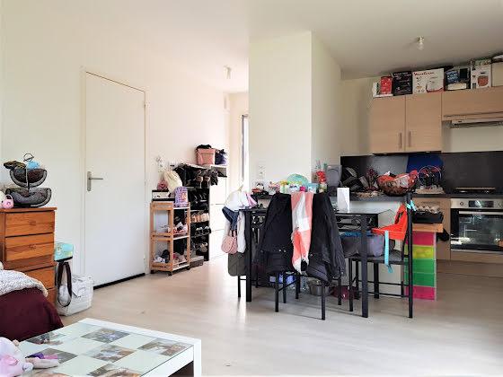 Vente appartement 2 pièces 49,36 m2