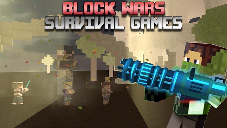 Block Wars Survival Games screenshot