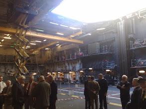 Photo: In the hangar