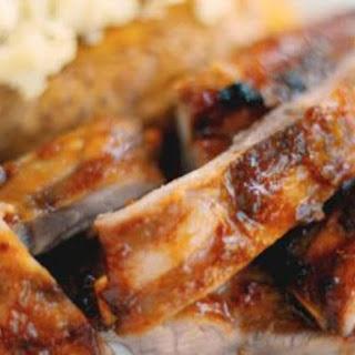 Kalbi Marinade for Beef Rib.
