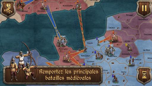 Medieval Wars Free: Strategy & Tactics  captures d'u00e9cran 1