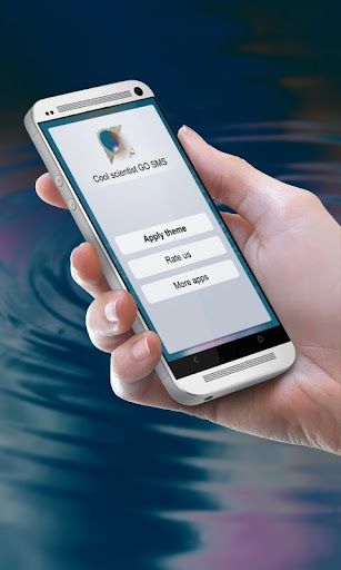 個人化必備免費app推薦|クールな科学者 GO SMS線上免付費app下載|3C達人阿輝的APP