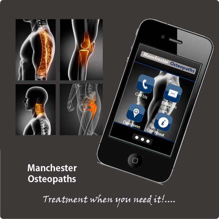 Manchester Osteopaths- screenshot