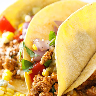 Ground Pork Tacos Recipe