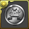ウエハーマンメダル【銀】