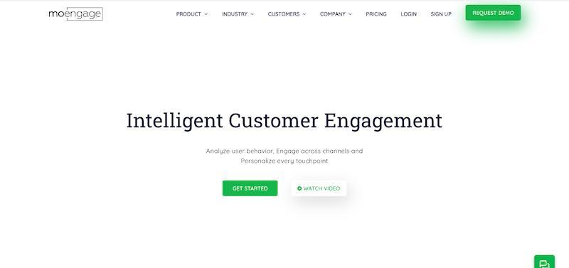 MoEngage Marketing Automation Software