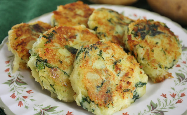 kale and potato cakes from best of long island and central florida ...