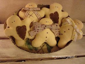 Photo: omini di pan di vaniglia