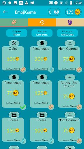 EmojiGame : c'est vous qui créez le jeu ! screenshot 6