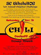 Photo: 2011 Chili Cookoff Flyer
