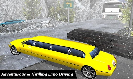 Offroad Limo Hill Climb Driver - náhled