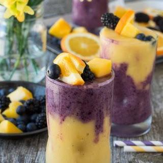 Hawaiian Berry Smoothie.