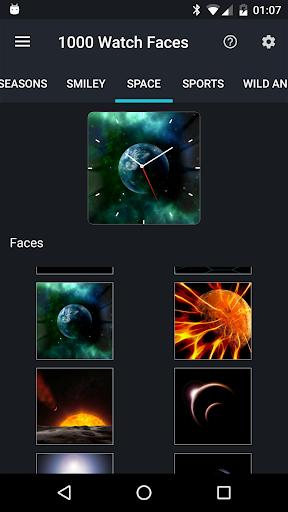 1000+ Watch Faces 2.22 screenshots 5