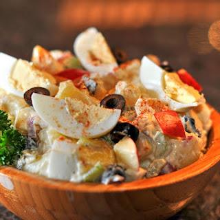 Everything Potato Salad